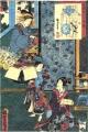 Estampe de Kunisada (2)