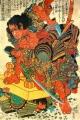 Estampe de Kuniyoshi (2)