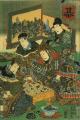 Estampe de Kunisada (4)
