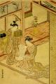 Estampe de Shigemasa