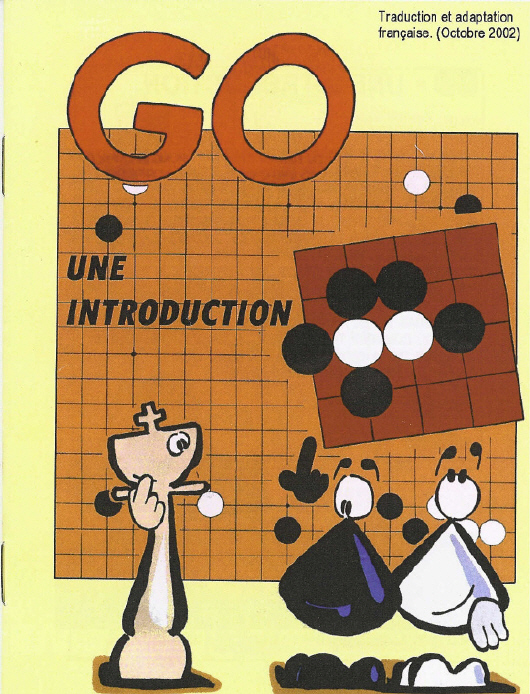 Go, une introduction de Andreas Fecke